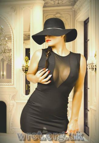 British Escort Irina (27 years old) Image 1